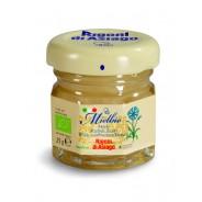 Miele Monodose BIOLOGICO Millefiori in Vetro