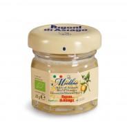 Miele Monodose BIOLOGICO Arancio in Vetro