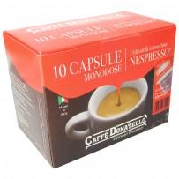 Capsule DECAFFEINATO compatibili Nespresso