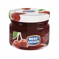 Marmellata Monodose in vetro Menz & Gasser alla Ciliegia