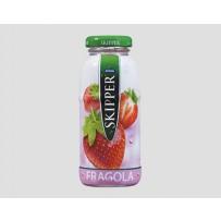 Succo di Frutta in Vetro alla Fragola