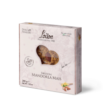 TORTA SBRISOLA LOISON GR. 200 MANDORLE MAIS