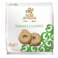 Taralli Classici Monodose Fiore di Puglia